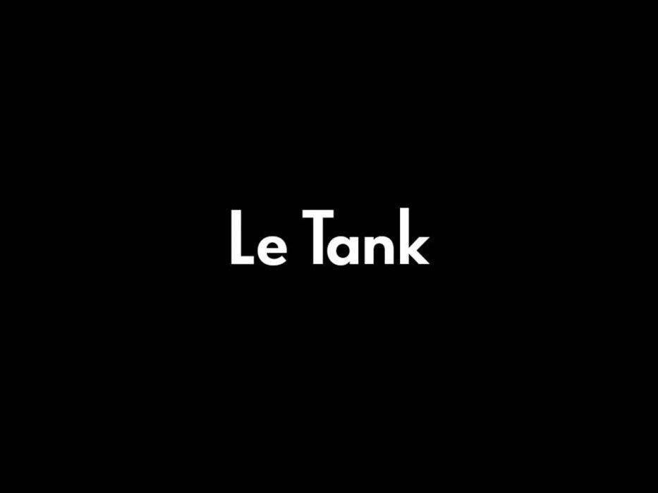 logo le tank