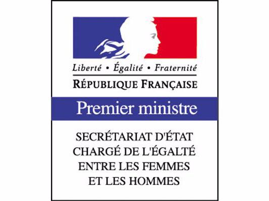 logo secrétariat état égalité homme femme