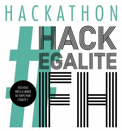Hackathon HackEgaliteFH auquel Maydée a participé