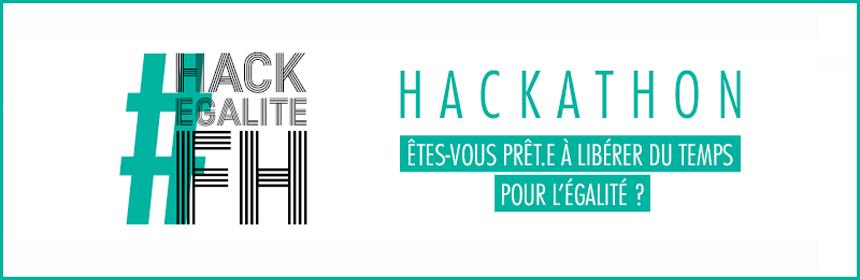 logo hackathon égalité femme homme