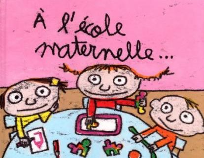 dessin livre école maternelle Maydée