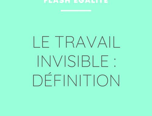 Journée mondiale du Travail Invisible